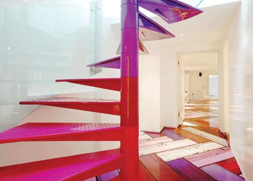Arhitectura de interior si scenografie