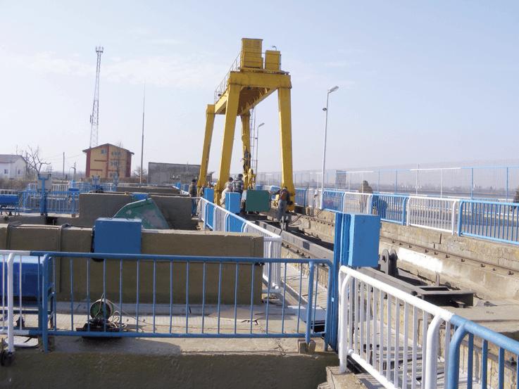 Cresterea sigurantei in exploatare a barajului si lacului de acumulare Dridu, judetul Ialomita