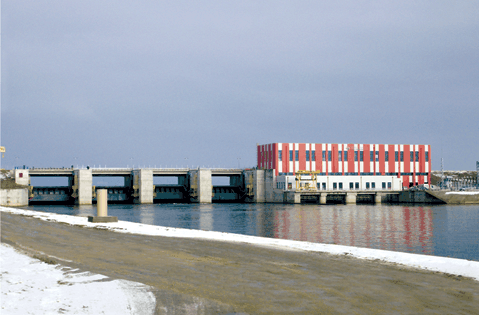 HIDROCONSTRUCTIA SA: Al 135-lea baraj si a 146-a centrala hidroelectrica realizate in cei 63 de ani de activitate