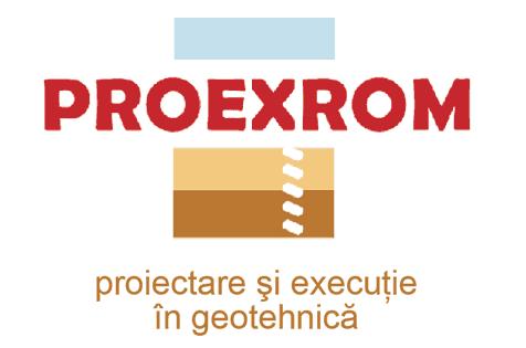 PROEXROM SRL: Proiectarea si executia lucrarilor din domeniul geotehnicii si fundatiilor constructiilor ingineresti