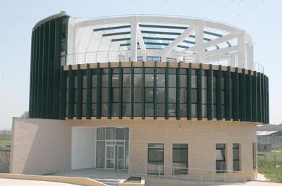TROFEUL CALITATII ARACO: Bursa de cereale Corabia, judetul Olt
