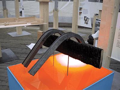 GLULAM: O solutie ieftina si eficienta de protectie la foc