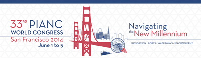 GT GROUND ENGINEERING & CONSTRUCTION SERVICES: Al 33 – lea Congres International PIANC, San Francisco