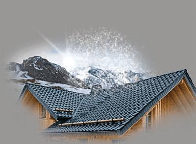CREATON & ETERNIT: Accesorii originale pentru un acoperis durabil