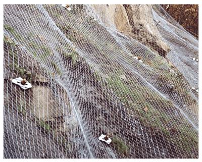 GEOBRUGG AG: Sisteme flexibile pentru stabilizarea taluzurilor / versantilor