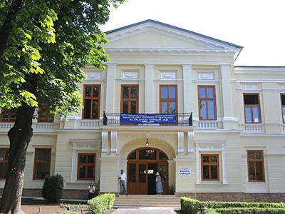 Palatul Copiilor Iasi. Consolidare si restaurare