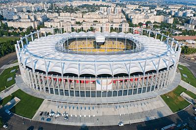 Parametrii de rezistenta si deformatie ai terenului de fundare, compactat, de la Arena Nationala Bucuresti