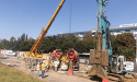 ASTALDI – EUROCONSTRUCT TRADING 98 – RCV GLOBAL GROUP: Pasajul Subteran Piata Sudului, Bucuresti