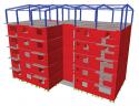 Solutii structurale metalice pentru reabilitarea functionala a cladirilor de locuit din panouri mari prefabricate din beton armat