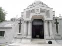 DEDAL BAHAMAT: Istorie si constructii. Mausoleul Sud Focsani