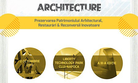 architecture header