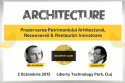 Hall of Fame Architecture Conference & Expo, 2 octombrie, Cluj-Napoca