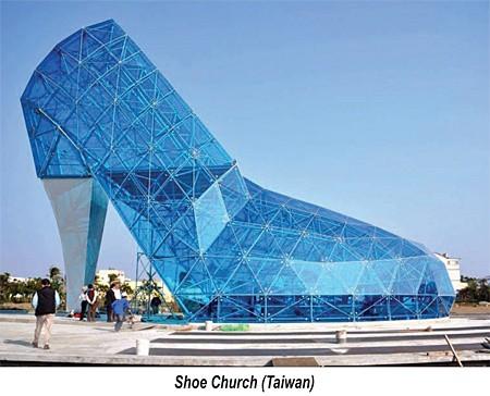 shoe church