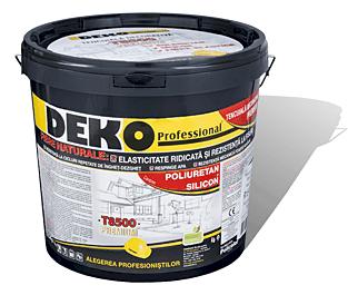 Tencuiala Decorativa Deko Pret.Deko T8500 Tencuiala Decorativa Premium Cu Fibre Naturale
