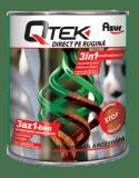 AZUR: QTEK 3in1 direct pe rugina – solutia ideala pentru protectie si decorare