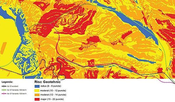 Geostud Realizarea Primei Harti De Risc Geotehnic Din Romania